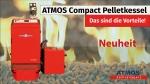 ATMOS Compact Pelletkessel